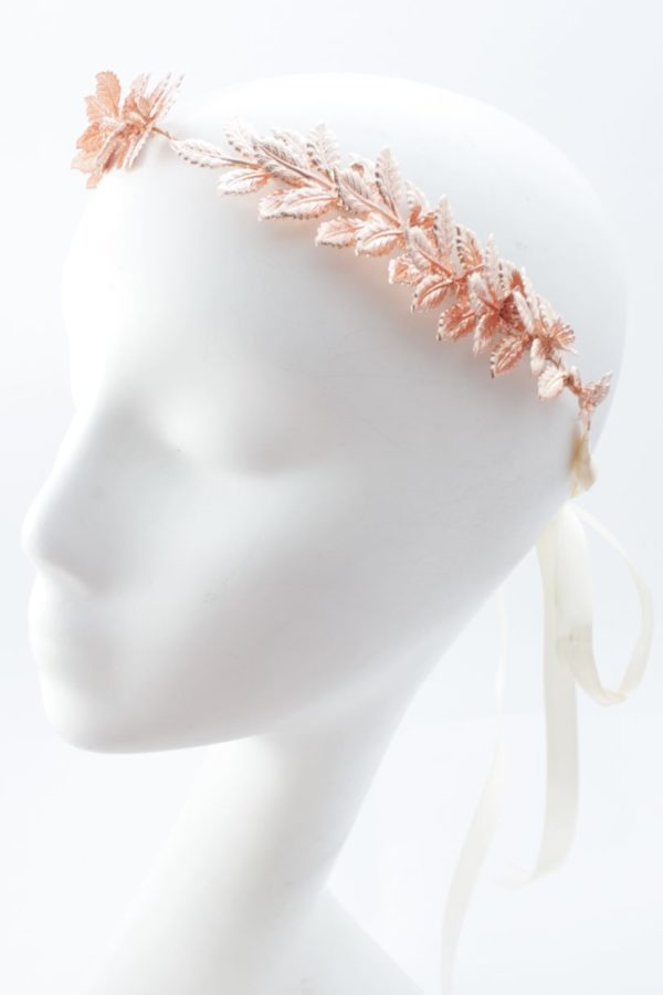 headband laurel wreath