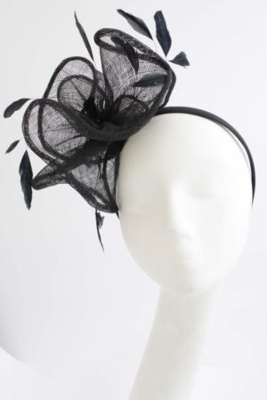 fascinator for evening parties