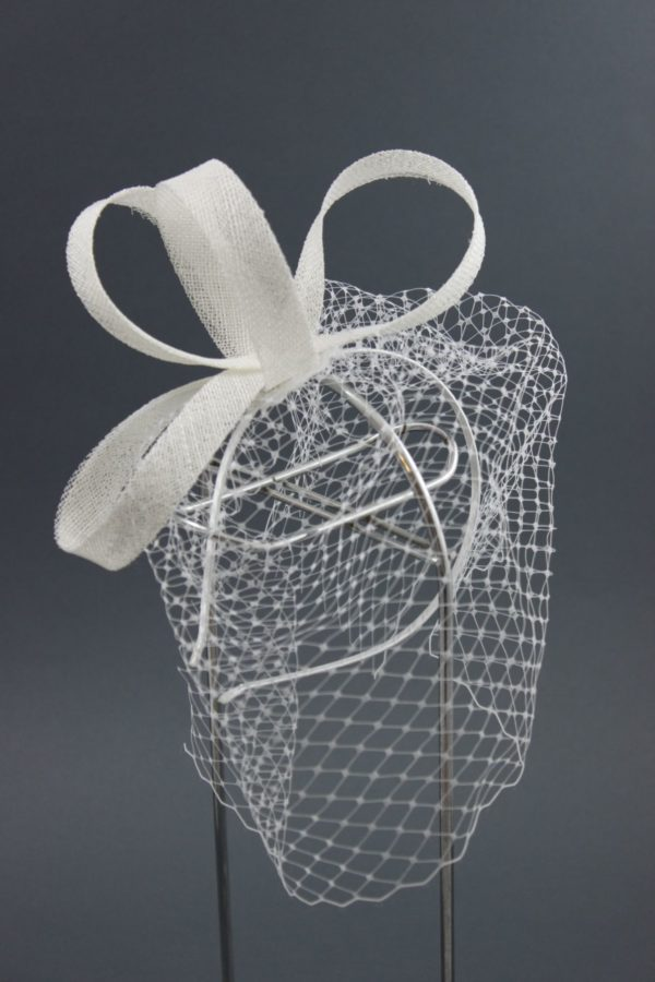 modern twist and traditional veiling